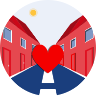 heart of the community icon