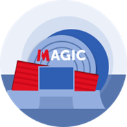 Magic money machine icon