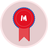 Red Metro Rewards Ribbon icon